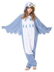 halloween onesies for girls teen kigurumi owl s costume animals party costumes