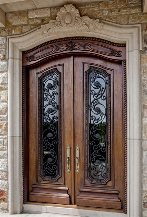 Luxury Front Door Showcase The Chateau Custom Luxury Mansion House Plans Mansion Luxury And Doors