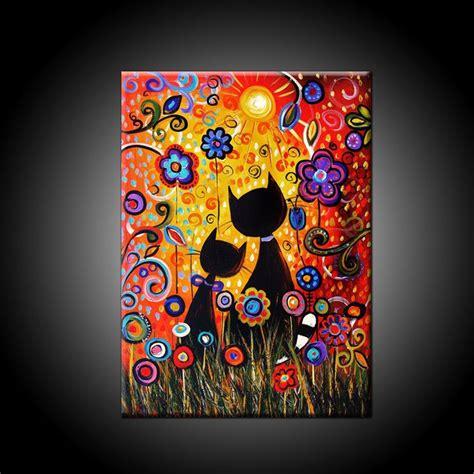 imagenes abstractas muy coloridas pinturas al oleo de flores abstractas buscar con google