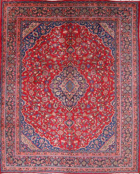 10 X 12 Area Rugs by 10x12 Mashad Area Rug