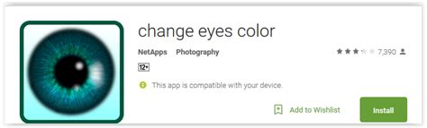 app that changes eye color best eye color changer apps for android