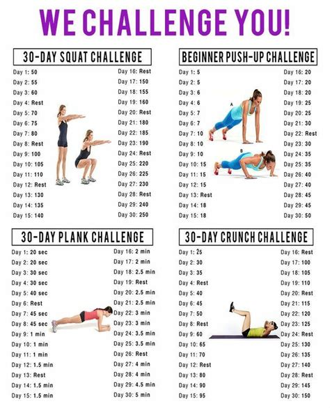 exercises challenges let s get with this 30 day exercise challenge