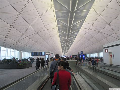 Hong Kong International Airport   Chek Lap Kok