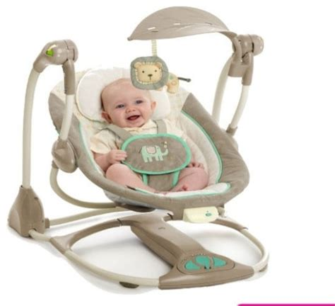 bright starts infant swing bright starts ingenuity whimsical wonders swing