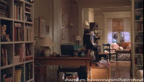 new york boat show floor plan brownstone apartment in the movie you ve got mail with tom