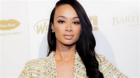 draya michele real hair length underneath it all 15 celebs who ve shown off their