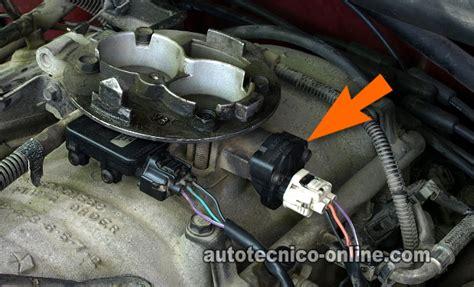 electronic throttle control 1994 chevrolet 3500 head up display parte 1 c 243 mo probar el sensor tps dodge 3 9l 5 2l 5 9l