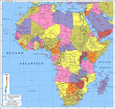 espana y africa mapa el infierno en el que nos metimos y el pn luangwa
