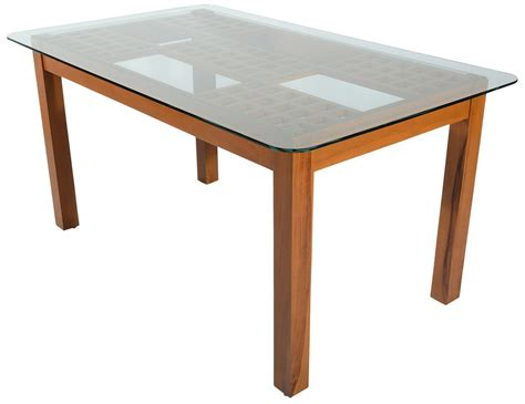 Six Seater Dining Table Rawat Dtn28ndcn28n Six Seater Dining Table Muticolour Rawat Furniture