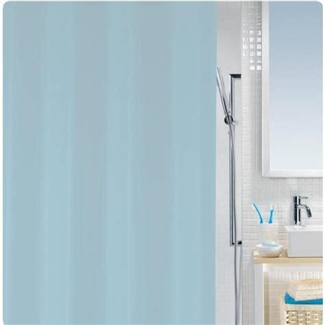 shower curtain lights shower curtain light blue 100 peva 180x200 cm