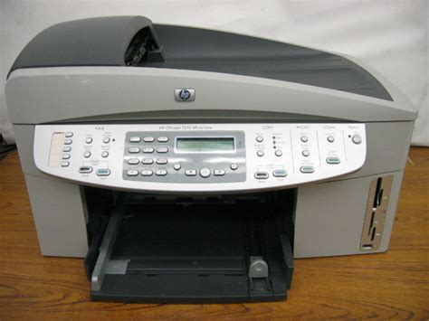 Printer Hp Officejet 7210 All In One hp officejet 7210 all in one q3460a printer scan fax mfp