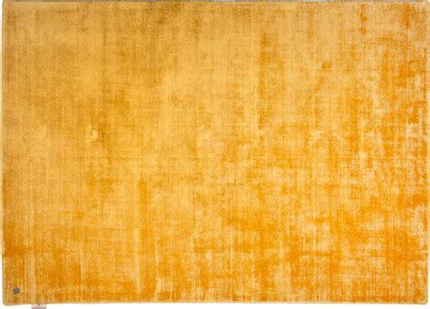 teppich gelb tom tailor teppich shine uni gelb bei tepgo kaufen