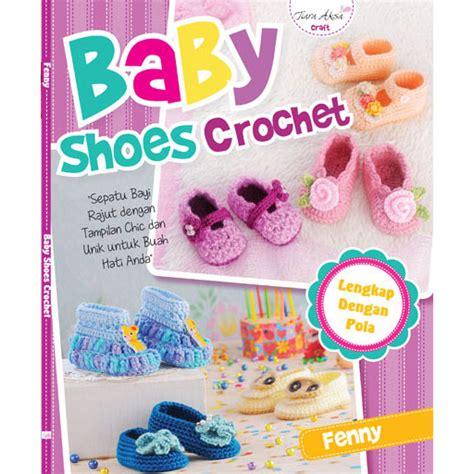 Booties Rajut Baby Grow Kaos Kaki Bayi buku baby shoes crochet crafts