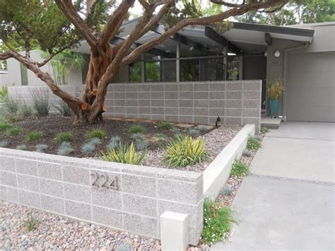mid century modern front yard landscaping landscape design front yard landscaping walnut creek ca photo gallery