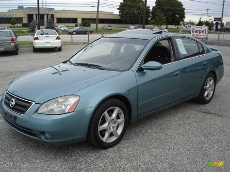 light blue nissan 2002 seascape light blue nissan altima 3 5 se 19367328