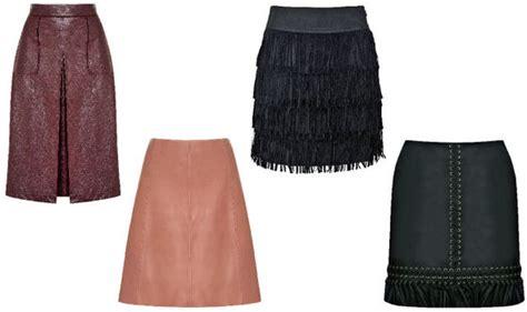 leather skirts dorothy perkins primark massimo dutti