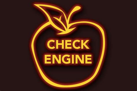 check engine light on then episode 20 apple s check engine light is on again