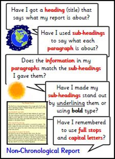 Information Report Text Type Template Literacy On Comic Strips Teachers Pet And Eyfs