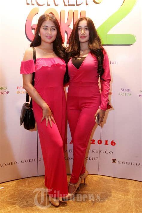 film komedi duo serigala duo serigala hadiri screening film komedi gokil 2 foto 3