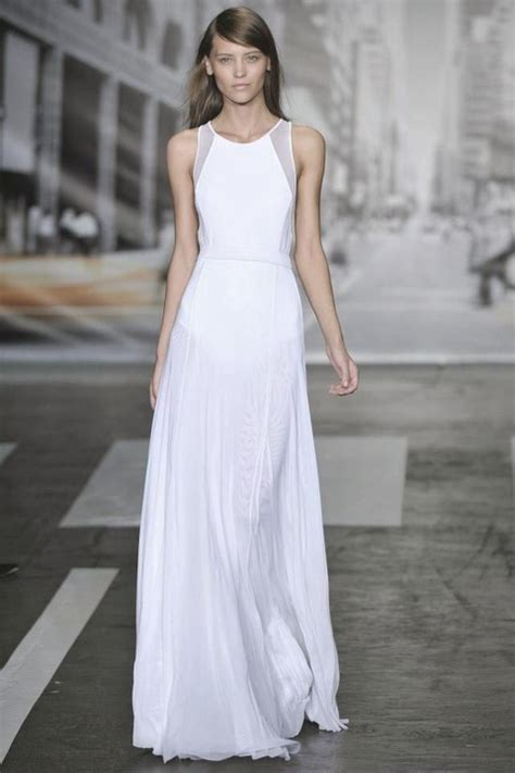 Simple Yet Style Of Dress 50 simple yet chic wedding dresses for modern brides