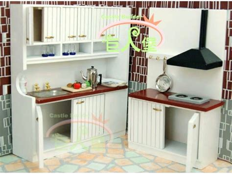 dolls house kitchen furniture doll house furniture model 8 cute dollhouse kitchen