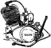 Sachs Motor 125 Ccm by Www Oldsachsmotor De Sachs 125