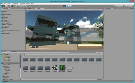 unity tutorial room unity project openvce and i room austin tate s blog