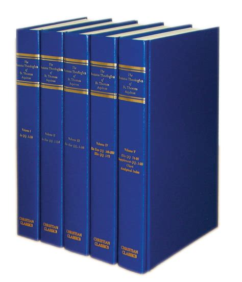 the summa theologica of st thomas aquinas vol 2 first part third number qq xc cxiv classic reprint thomas aquinas summa theologica five volume set ave