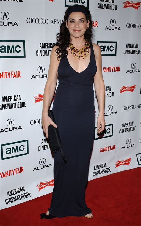 21st Annual American Cinematheque Award Honoring George Clooney by Julianna Margulies In 21st Annual American Cinematheque