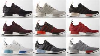 color ways the adidas nmd r1 runner is available in