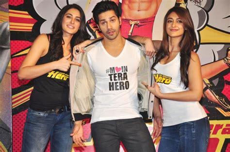biography of film main tera hero shanivaar raati video song main tera hero full movie