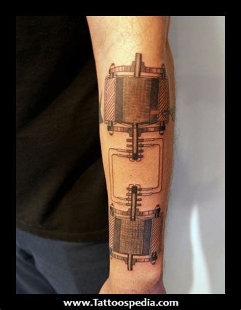 electrician tattoos electrical tattoos ideas