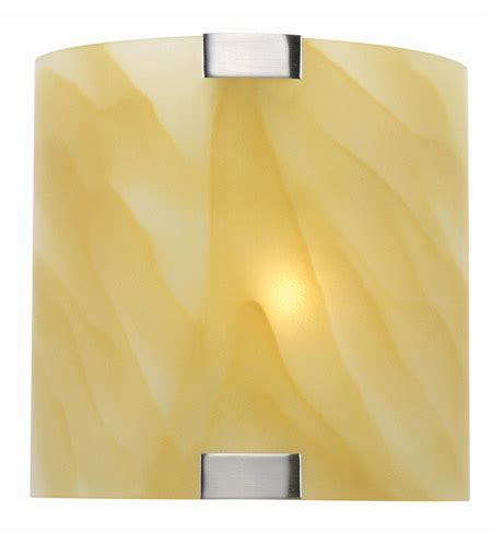 in sconces wall ls lite source nimbus 1 light sconce in polished steel with
