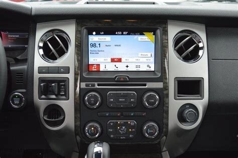 ford expedition    sync  touchscreen upgrade adc mobile