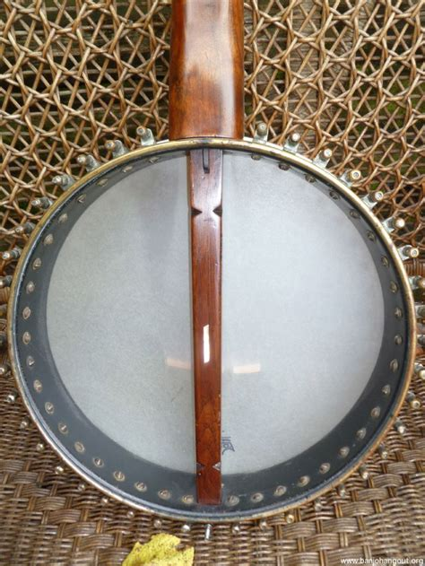 Handcrafted Banjo - open back banjo with pot and new handmade neck