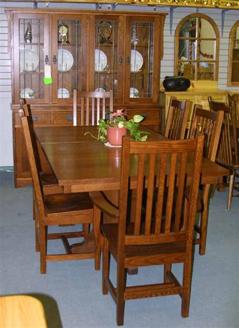Dining Room Table And Hutch Sets Custom Made Cherry Dining Room Table Chairs Buffet And