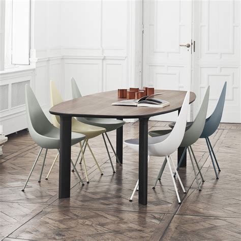 Drop Fritz Hansen by Fritz Hansen 3110 Drop Chair Plastic