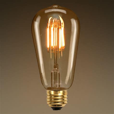 Edison Style Led Light Bulbs Led Edison Bulb 3 5w 60w Equal 2200k Plt St2130022c