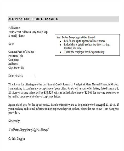 Acceptance Letter Research 26 letters