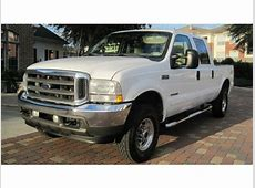 2003 Ford F350 Diesel 4x4 Crew 7.3 Liter Lariat One Ton ... 2003 Ford F350 4x4 For Sale In Texas