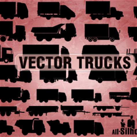 basic vector tutorial in photoshop free vector trucks vehicles custom shapes for photoshop