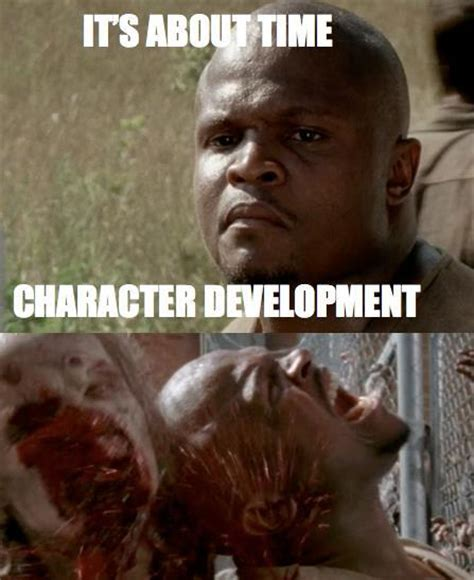 T Dogg Walking Dead Meme - the walking dead our favorite memes from the hit tv show