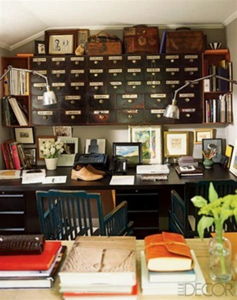 vintage home office decor home office decorating ideas hometone
