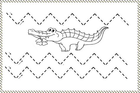 zigzag tracing pattern tracing zig zag lines 13 171 preschool and homeschool