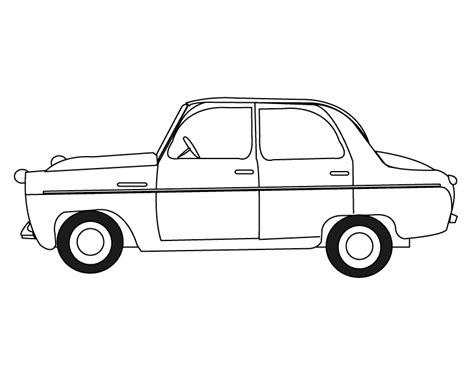 preschool coloring pages of cars car coloring pages coloring pages index means of