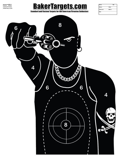 free printable torso targets should human shaped targets be banned page 8