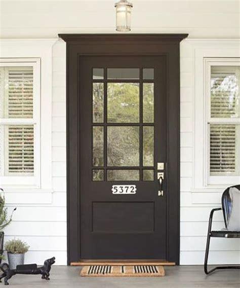 Best Varnish For Exterior Doors Best 25 Exterior Door Trim Ideas On Craftsman Door Exterior Entry Doors And