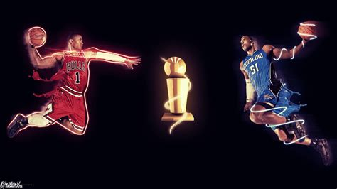 cool wallpaper of nba versus nba basketball chicago bulls orlando magic