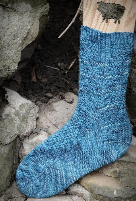 knitting grafting toe inlay sock knitty fall 2011