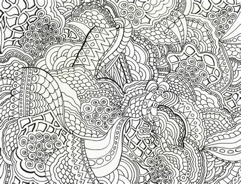 cool advanced coloring pages coloring pages abstract coloring pages free and printable